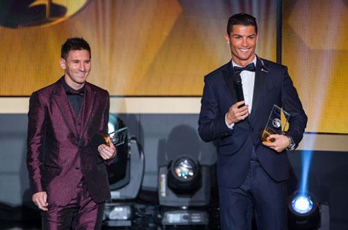 Pogba liệu có cửa tranh QBV với Messi & Ronaldo? - 2