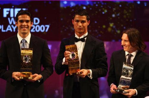 Pogba liệu có cửa tranh QBV với Messi & Ronaldo? - 3