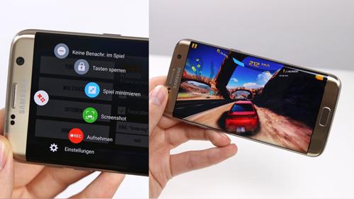 Trở thành cao thủ streamer game di động với Samsung Galaxy S7 - 1