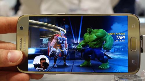 Trở thành cao thủ streamer game di động với Samsung Galaxy S7 - 2