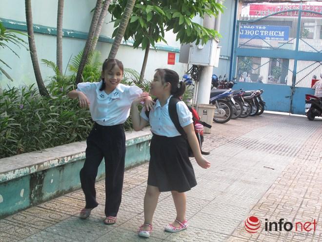 Lễ khai giảng cuối cùng tại Trường Phổ thông đặc biệt Nguyễn Đình Chiểu - 1