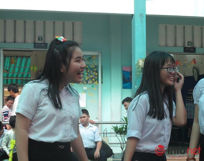 Lễ khai giảng cuối cùng tại Trường Phổ thông đặc biệt Nguyễn Đình Chiểu - 5