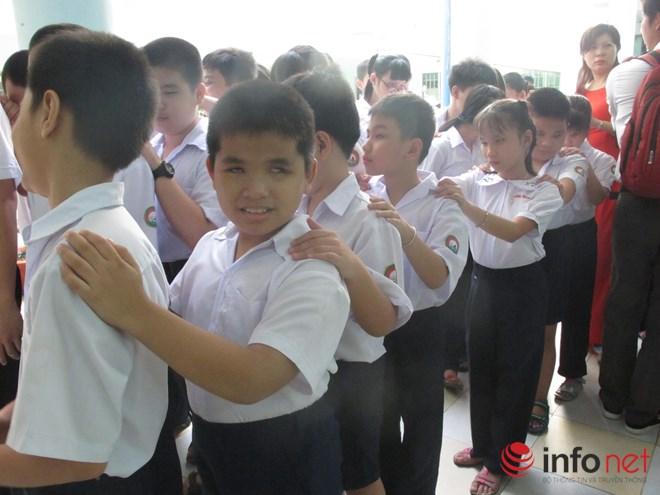 Lễ khai giảng cuối cùng tại Trường Phổ thông đặc biệt Nguyễn Đình Chiểu - 7