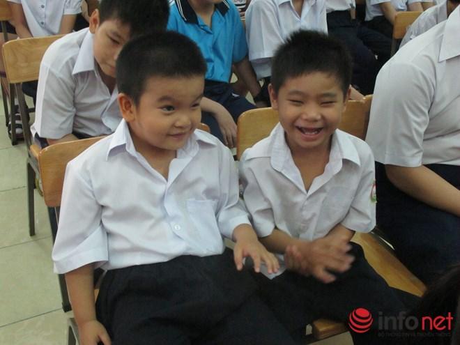 Lễ khai giảng cuối cùng tại Trường Phổ thông đặc biệt Nguyễn Đình Chiểu - 9