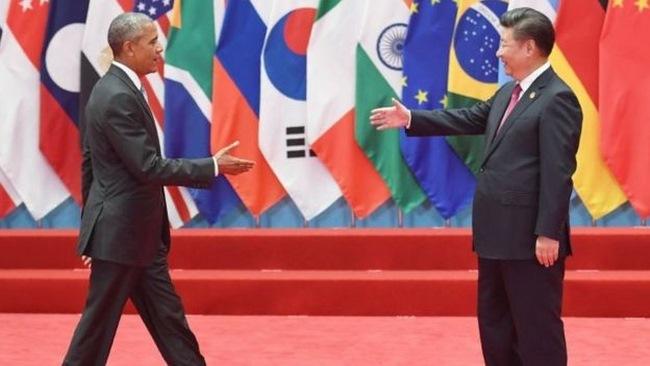 """G20: Tình báo quân đội Mỹ đăng """"nhầm"""" lời châm biếm TQ - 2"""