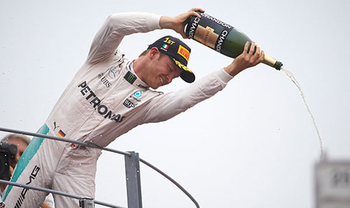 BXH F1, Italian GP: Rosberg xuất sắc nhưng số 1 thì chưa - 1