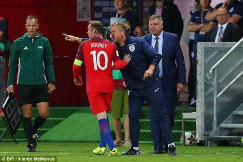 """Rooney ở tuyển Anh: Ranh giới công thần và """"cục nợ"""" - 1"""