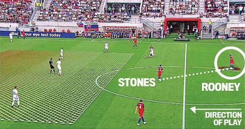 """Rooney ở tuyển Anh: Ranh giới công thần và """"cục nợ"""" - 2"""