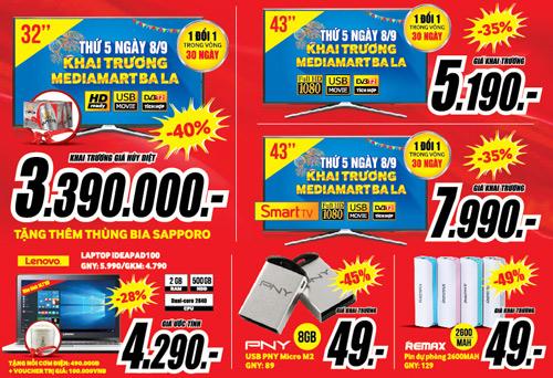MediaMart khai trương siêu thị điện máy thứ 25 tại Hà Nội - 4