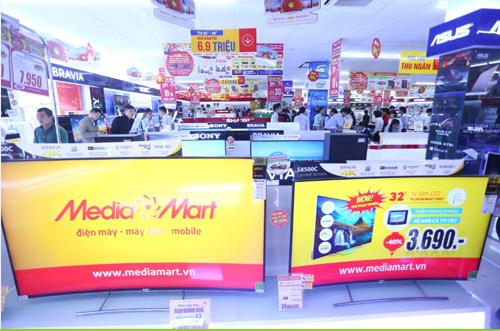 MediaMart khai trương siêu thị điện máy thứ 25 tại Hà Nội - 5