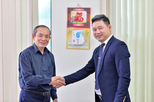 Người đưa thương hiệu SKYMOND về Việt Nam - 2