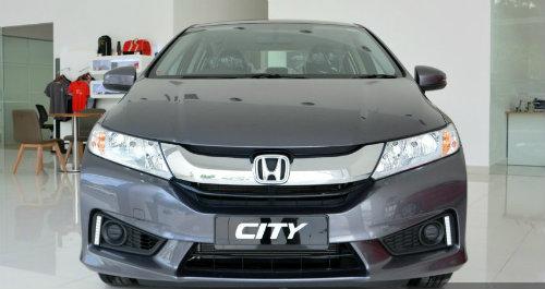 Honda City X bản giới hạn, giá mềm 471 triệu đồng - 1