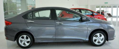 Honda City X bản giới hạn, giá mềm 471 triệu đồng - 2