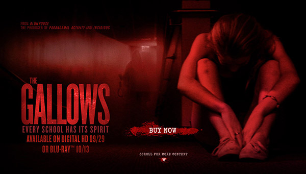 Trailer phim: The Gallows - 1