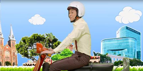 Hình ảnh lãng tử Sài Gòn Hoài Linh trong MV mới - 1