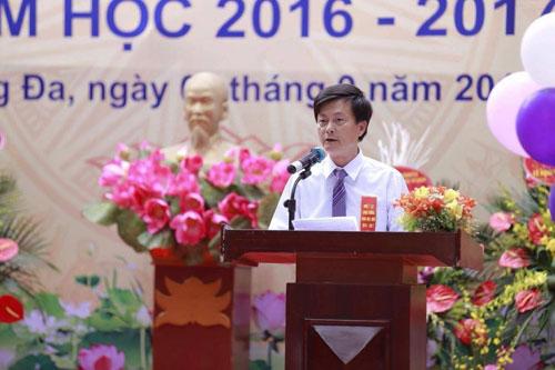 Lễ khai giảng đồng loạt diễn ra trên cả nước - 9