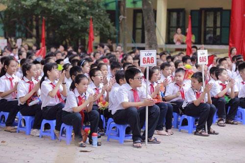 Lễ khai giảng đồng loạt diễn ra trên cả nước - 11
