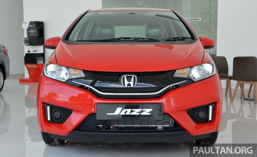 Honda Jazz X phiên bản giới hạn chỉ sản xuất 300 chiếc - 2