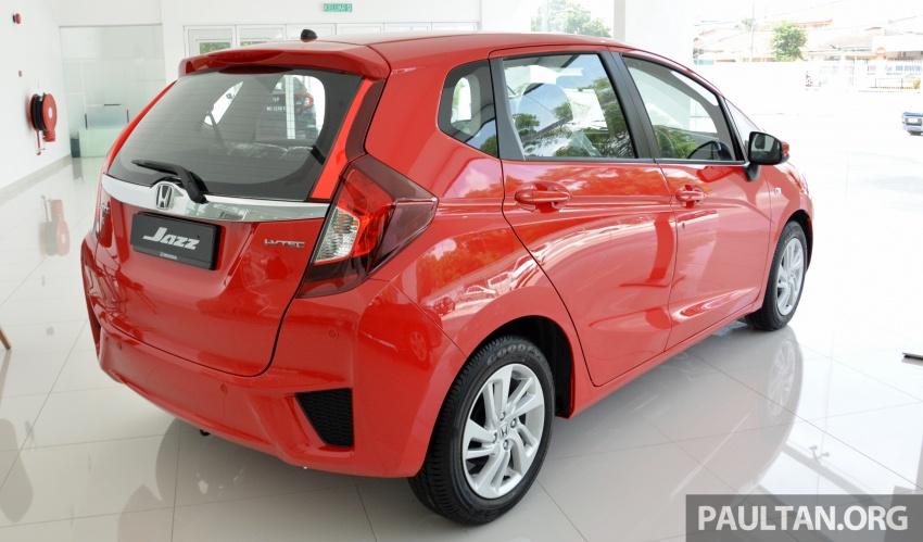 Honda Jazz X phiên bản giới hạn chỉ sản xuất 300 chiếc - 3