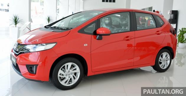 Honda Jazz X phiên bản giới hạn chỉ sản xuất 300 chiếc - 1