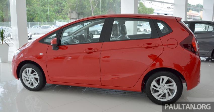 Honda Jazz X phiên bản giới hạn chỉ sản xuất 300 chiếc - 4