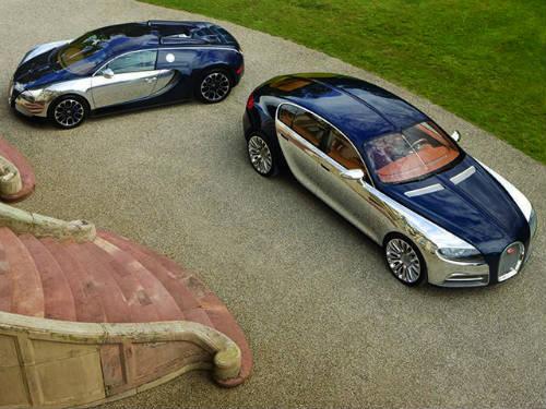 Chết mê với Bugatti Galibier sắp vào xưởng sản xuất - 4