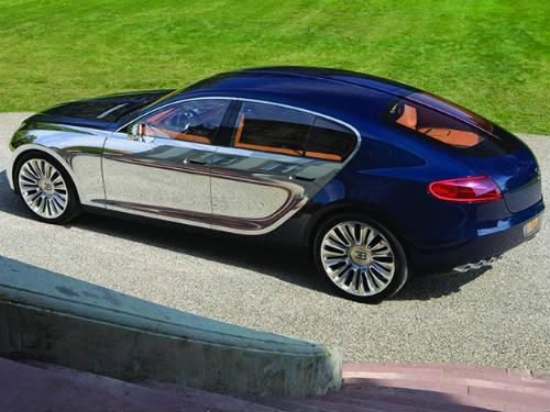 Chết mê với Bugatti Galibier sắp vào xưởng sản xuất - 1