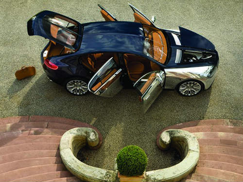 Chết mê với Bugatti Galibier sắp vào xưởng sản xuất - 2