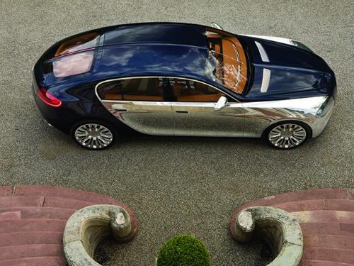 Chết mê với Bugatti Galibier sắp vào xưởng sản xuất - 3