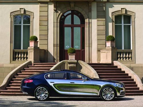 Chết mê với Bugatti Galibier sắp vào xưởng sản xuất - 5