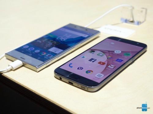 So sánh nhanh Sony Xperia XZ và Samsung Galaxy S7 - 3