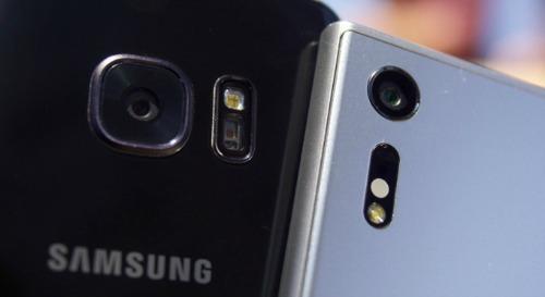 So sánh nhanh Sony Xperia XZ và Samsung Galaxy S7 - 1