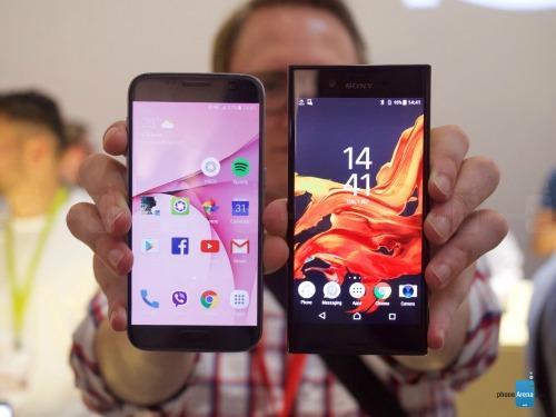 So sánh nhanh Sony Xperia XZ và Samsung Galaxy S7 - 10