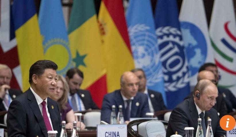 """Căng thẳng với phương Tây, Nga-Trung """"thắm thiết"""" ở G20 - 2"""