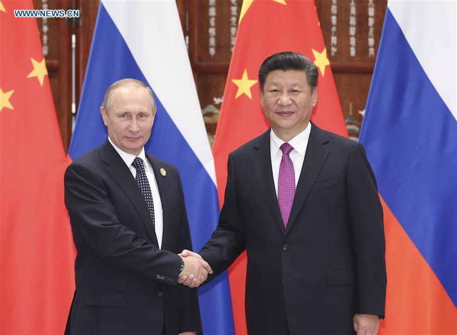 """Căng thẳng với phương Tây, Nga-Trung """"thắm thiết"""" ở G20 - 1"""