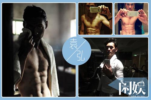 Những mỹ nam có thân hình đẹp nhất showbiz Hoa ngữ - 2
