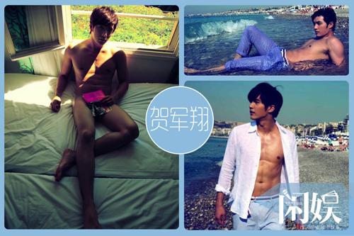 Những mỹ nam có thân hình đẹp nhất showbiz Hoa ngữ - 10