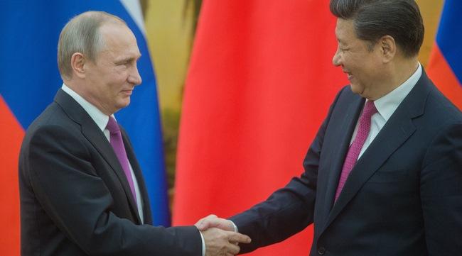 Vì sao Putin tặng hộp kem cho Tập Cận Bình? - 2