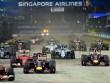 Lịch thi đấu F1: Singapore GP 2016