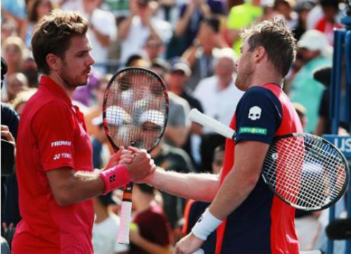 US Open ngày 8: Wawrinka, Serena vào tứ kết - 1