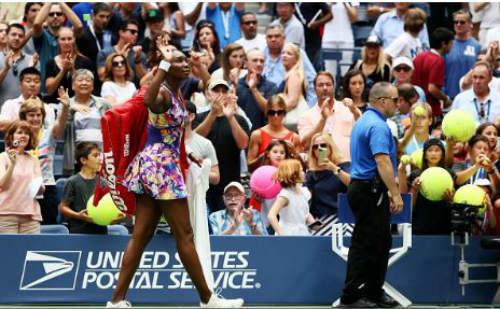 US Open ngày 8: Wawrinka, Serena vào tứ kết - 4