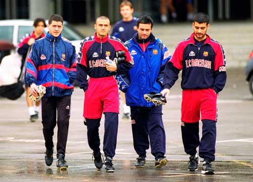 Pep – Mourinho đại chiến: Từ tri kỉ hóa thiên địch (P1) - 2