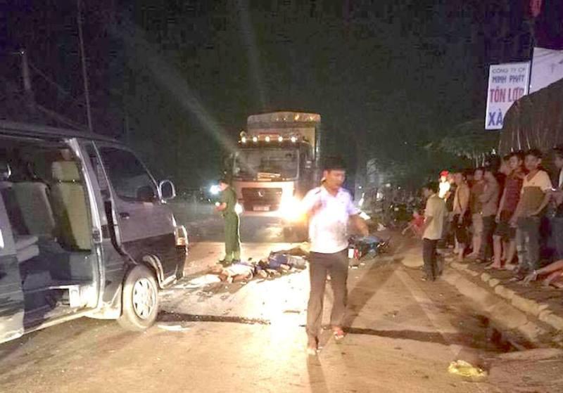 Tai nạn kinh hoàng, 3 người tử vong tại chỗ - 1