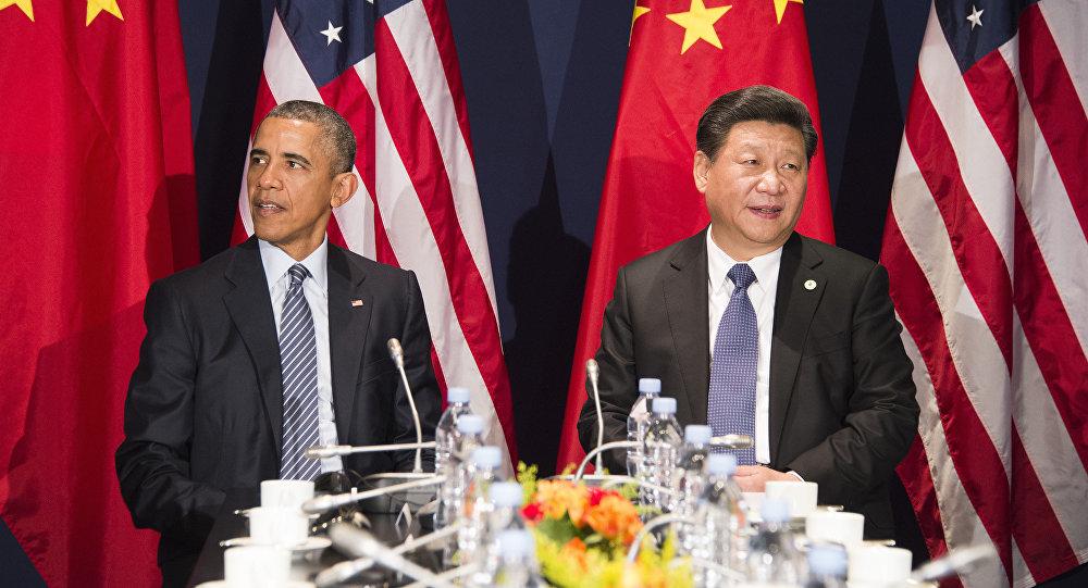 Obama cảnh báo TQ về vi phạm ở Biển Đông - 1