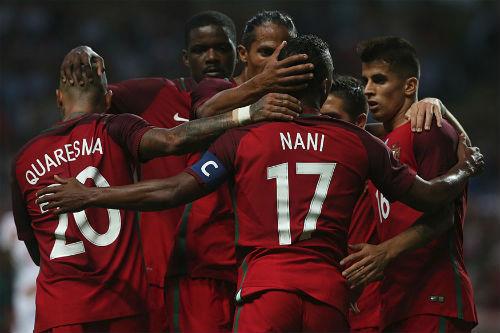 Thụy Sỹ - Bồ Đào Nha: Thử thách đợi vua châu Âu - 1