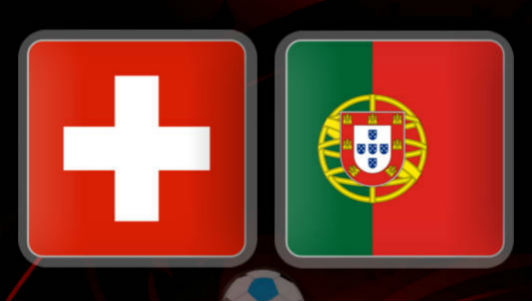 Thụy Sỹ - Bồ Đào Nha: Thử thách đợi vua châu Âu