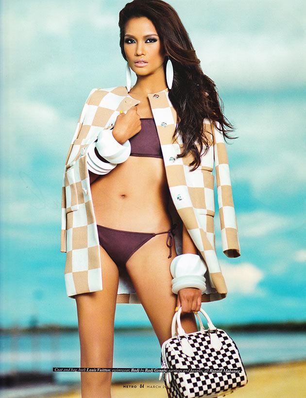 Hoa hậu Phillipines lọt mắt xanh Victoria's Secret - 5