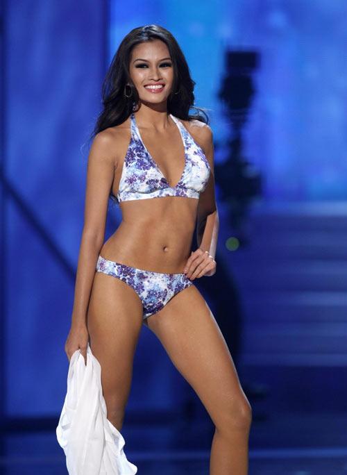 Hoa hậu Phillipines lọt mắt xanh Victoria's Secret - 2