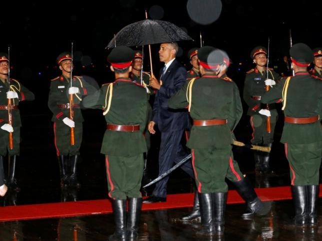 Bị sỉ nhục, Obama hủy họp với Tổng thống Philippines - 1