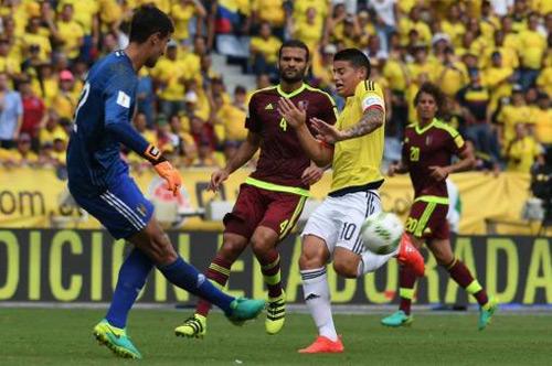 Venezuela – Argentina: Không Messi, không sao - 2
